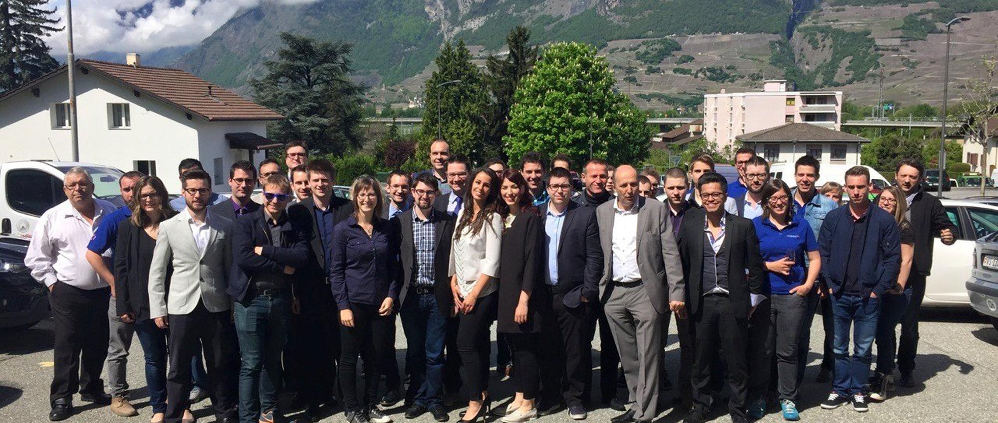 Conseil National 2015